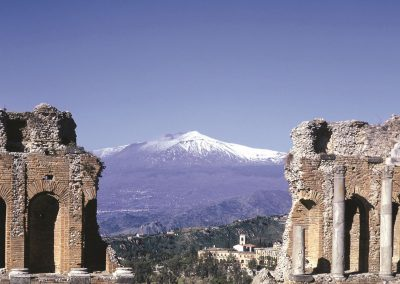 Antikes Theater Taormina