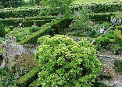 england Gartenreise