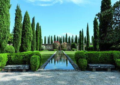 Château et jardins de Brantes
